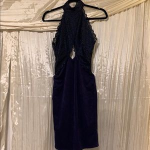 Dresses & Skirts - Dark blue dress